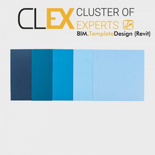 BIM Template Design (Revit)